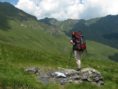 Walking Holidays in the Balkan Mountains