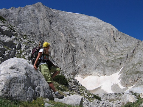 Walking Holidays in Bulgaria's Pirin Mountains
