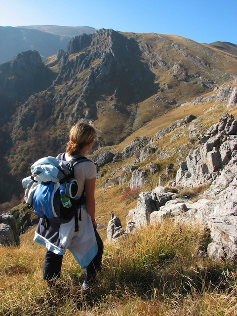 Walking Holiday in Balkan (Stara Planina) Mountains