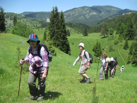 Walking Holiday in Rhodope Mountains