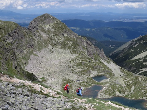 Walking Holiday in Rila National Park