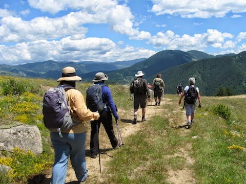 Walking Holidays in the Rodopi Mountains
