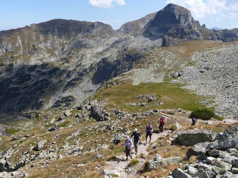 Walking Holidays in the Rila Mountains