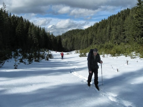 Winter Walking and Wildlife Holidays in Bulgaria